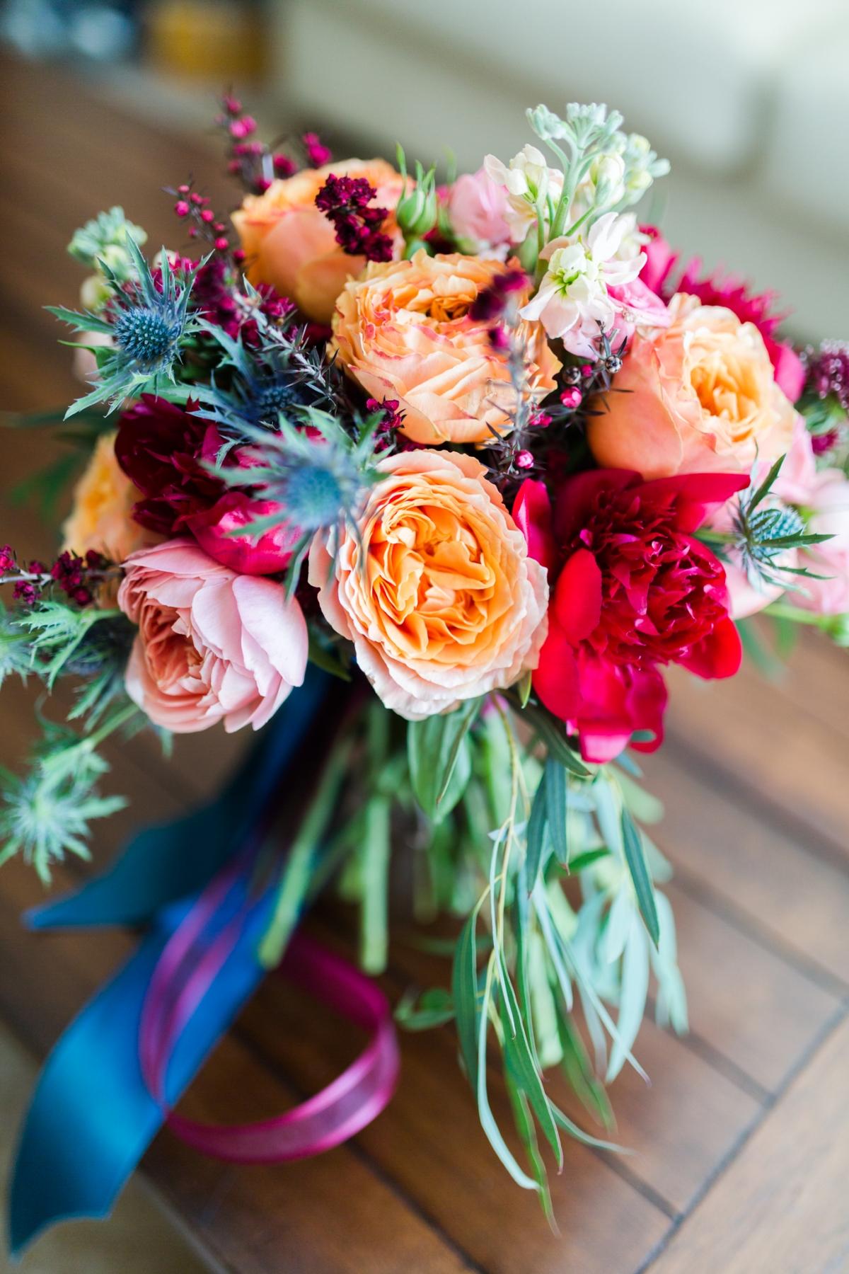 Diy Wedding Flowers The La Flower Market Handlebar Studios