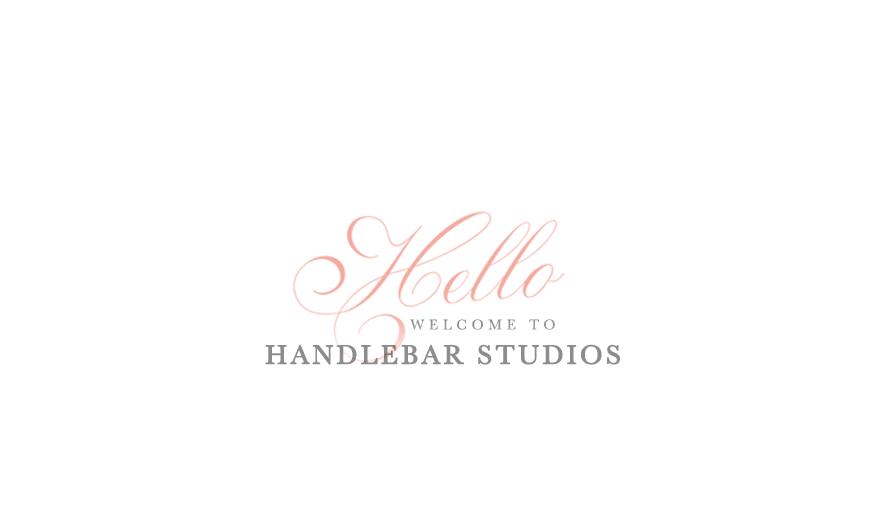 HANDLEBAR STUDIOS logo